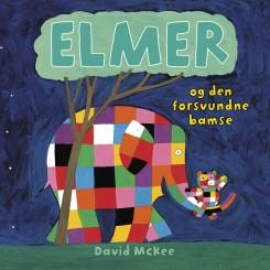 Minibog - Elmer og den forsvundne bamse