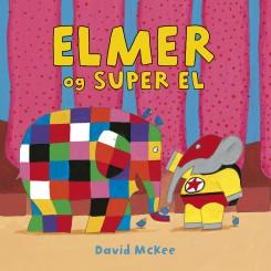 Minibog - Elmer og SUPER EL