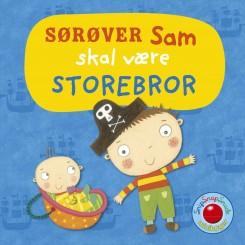 Minibog - Sørøver Sam skal være storebror