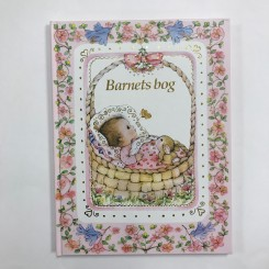 Barnets bog - lyserød