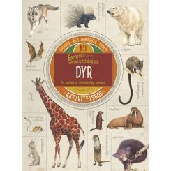 Børnenes aktivitetsbog om dyr