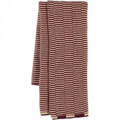 OYOY STRINGA MINI TOWEL - Aubergine