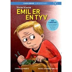 Carlsens Læsestart: Vores klasse - Emil er en tyv