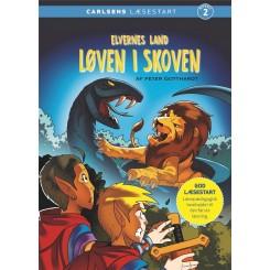 Carlsens Læsestart: Elvernes land - Løven i skoven