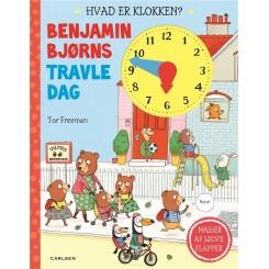Benjamin Bjørns travle hverdag