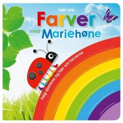 Lær om farver med Mariehøne
