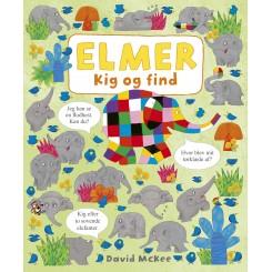Elmer - Kig og find