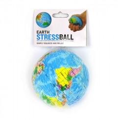 Stress bold, jordkloden