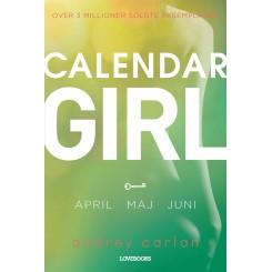 Calendar Girl 2: april-maj-juni