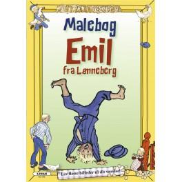 Malebog Emil Lønneberg