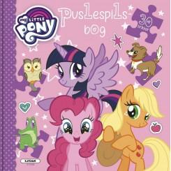 Puslespilsbog: My Little Pony