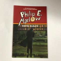 Hotel Blålys - Philip E. Marlow