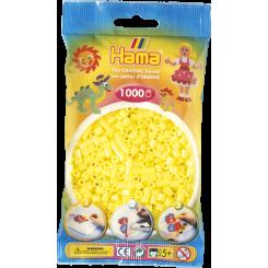 Hama MIDI perler, 1000 stk., pastel gul