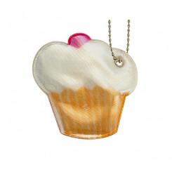 Refleks nøglering, Cupcake