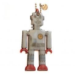 Refleks nøglering, Robot