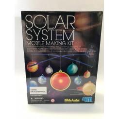 Gør det selv uro - Solsystem