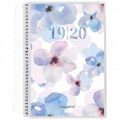 Mayland, Studiekalender m. 4 designs, 2019/2020