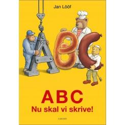 ABC - Nu skal vi skrive!
