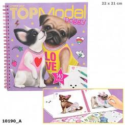 TOPModel Doggy Malebog