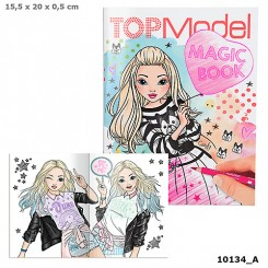TOPModel Magic Designbog