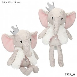 Princess Mimi Plys 28 cm Elefant, Lilly
