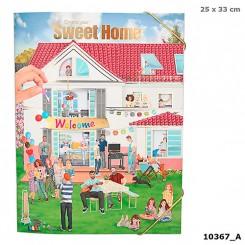 Create your Sweet Home Aktivitetsbog