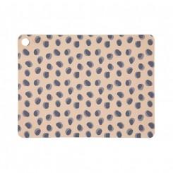 OYOY Dækkeservietter 2 stk., Leopard dots