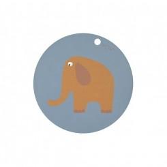 OYOY Dækkeserviet, Elephant