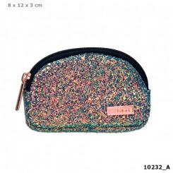 TOPModel Pung m/glitter, multicolour