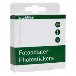 Dobbeltklæbende fotoklistermærker