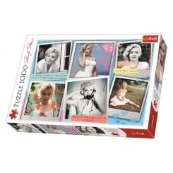 Puslespil Marilyn Monroe, 1000 brikker