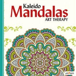 Kaleido Mandalas Art Therapy hvid