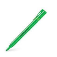 Faber Castell overstregningstusch TEXTLINER 38 grøn