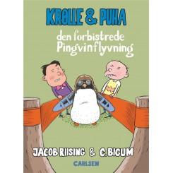Krølle & Puha (2) - Den forbistrede pingvinflyvning