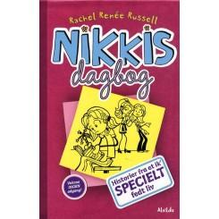 Nikkis dagbog 1: Historier fra et ik' specielt fedt liv