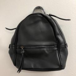 Sort rygsæk, lille