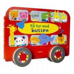 På tur med bussen (med hjul)