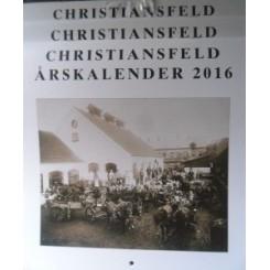 Christiansfeld kalenderen 2016