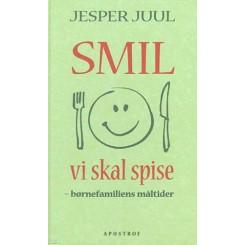 Smil vi skal spise - børnefamiliens måltider