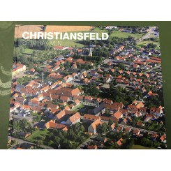 Christiansfeld from above