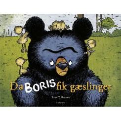 Da Boris fik gæslinger (mini) - særudgave