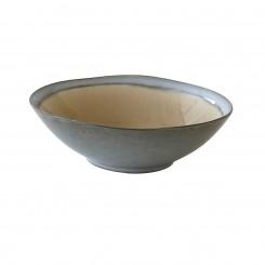 Stentøjsskål Ø19 cm - Beige
