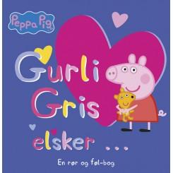 Gurli Gris elsker ...