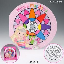 Princess Mimi's mandalas