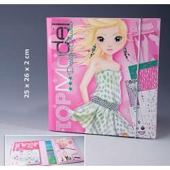 TOPModel Design studio malebog Nadja
