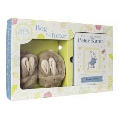 Peter Kanin - Gaveæske med bog og babyfutter