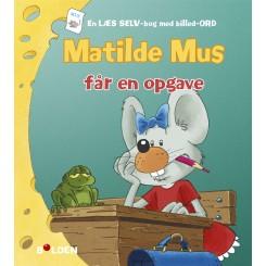 Matilde Mus får en opgave