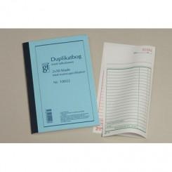 Duplikatbog med talkolonne nr. 10022