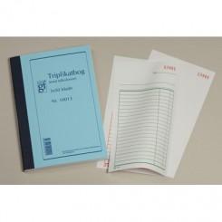 Triplikatbog med talkolonne nr. 10013