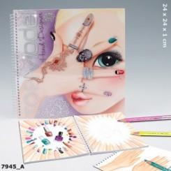 TOPModel hand design